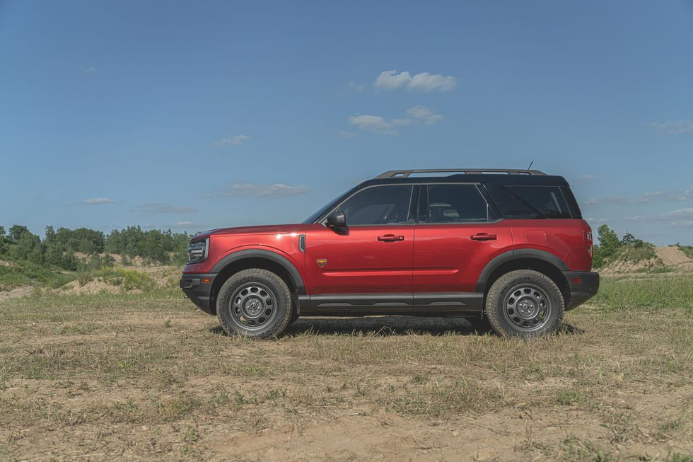 2021 Ford Bronco Sport SUV Price, Review, Ratings and ...