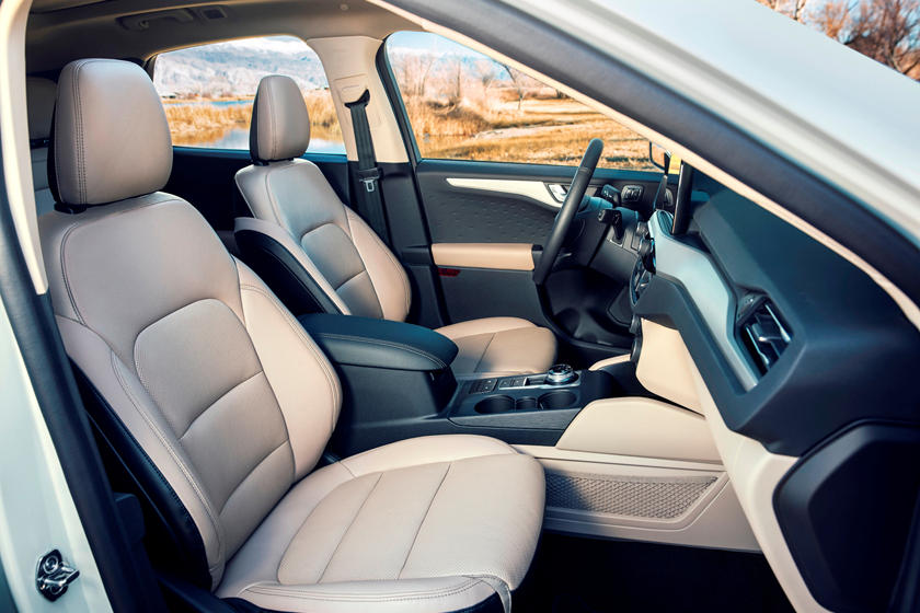 2020 Ford Escape SUV Front Seats