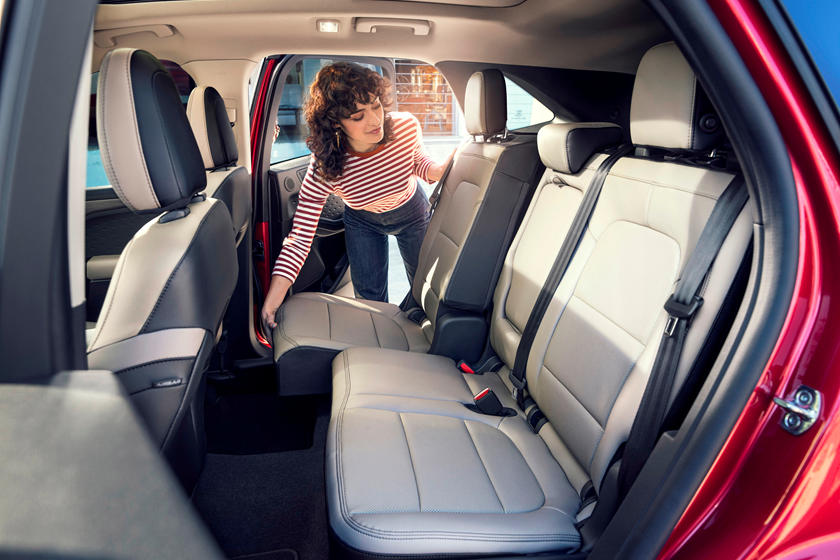 2020 Ford Escape SUV Rear Seats