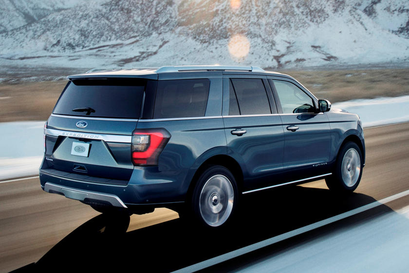 2020 Ford Expedition SUV Exterior