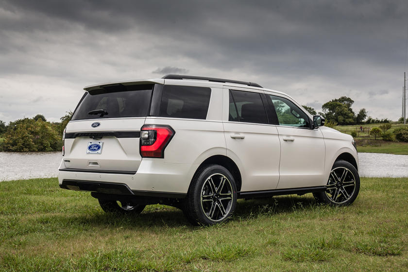 2020 Ford Expedition SUV Rear View