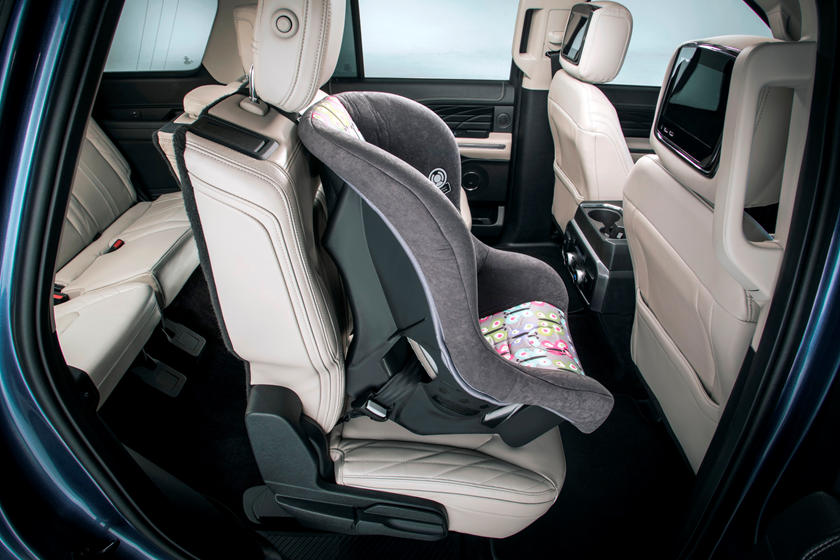2020 Ford Expedition SUV Interior