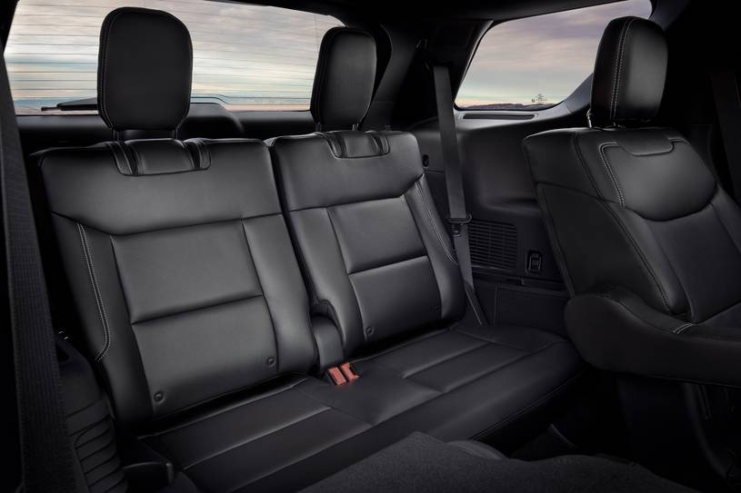2020 Ford Explorer ST SUV interior