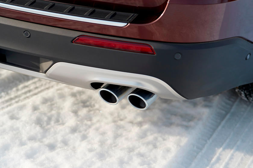 2020 Ford Explorer SUV Exhaust