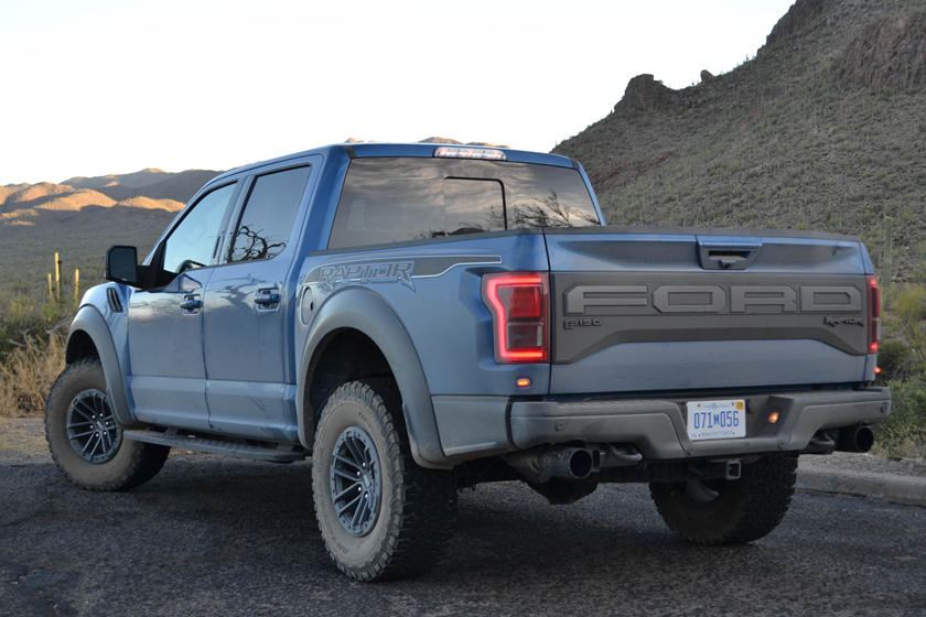 2020 Ford F-150 Raptor Review, Ratings, MPG and Prices ...