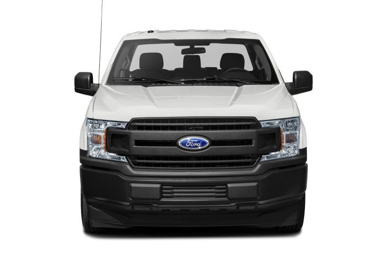 2021 Ford F-150 Regular Cab Front View