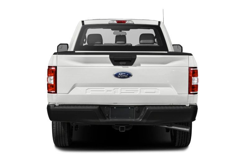 2021 Ford F-150 Regular Cab Rear View