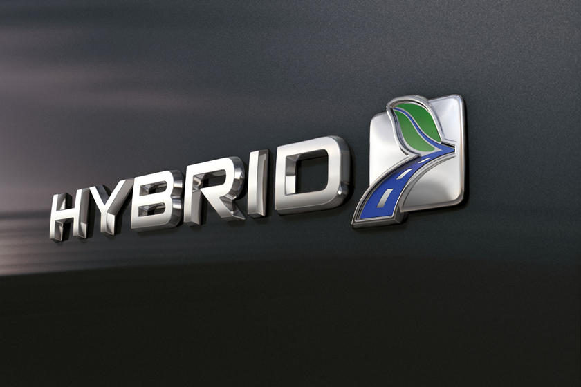 2020 Ford Fusion hybrid Sedan Name logo