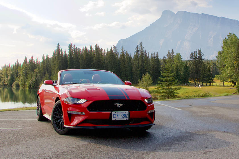 2021 Ford Mustang GT Convertible Price, Review, Ratings and Pictures | CarIndigo.com