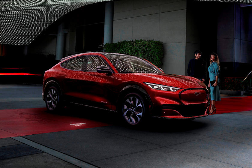 2021 ford mustang mach-e suv price, review, ratings and