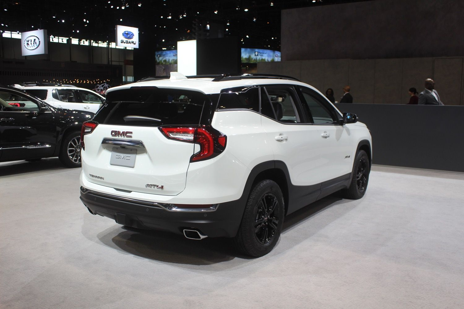 2021 Gmc Terrain At4 Suv Price Review And Buying Guide Carindigo Com