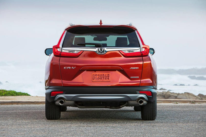 2020 Honda CR-V Crossover