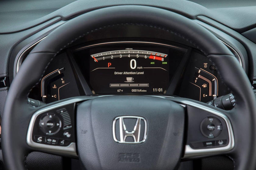 2020 Honda CR-V Crossover steering