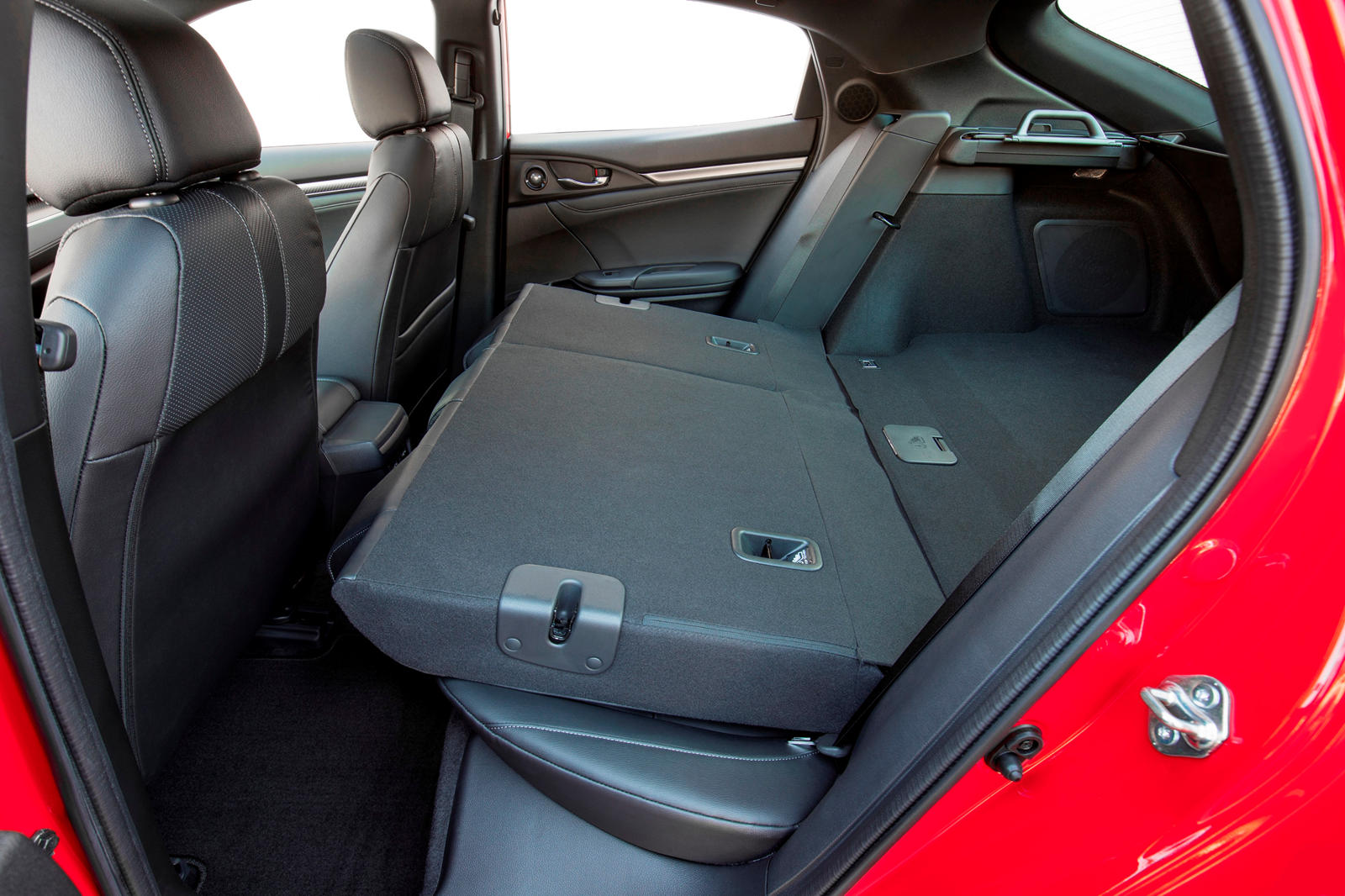 2020 Honda Civic Hatchback Interior fold sheet