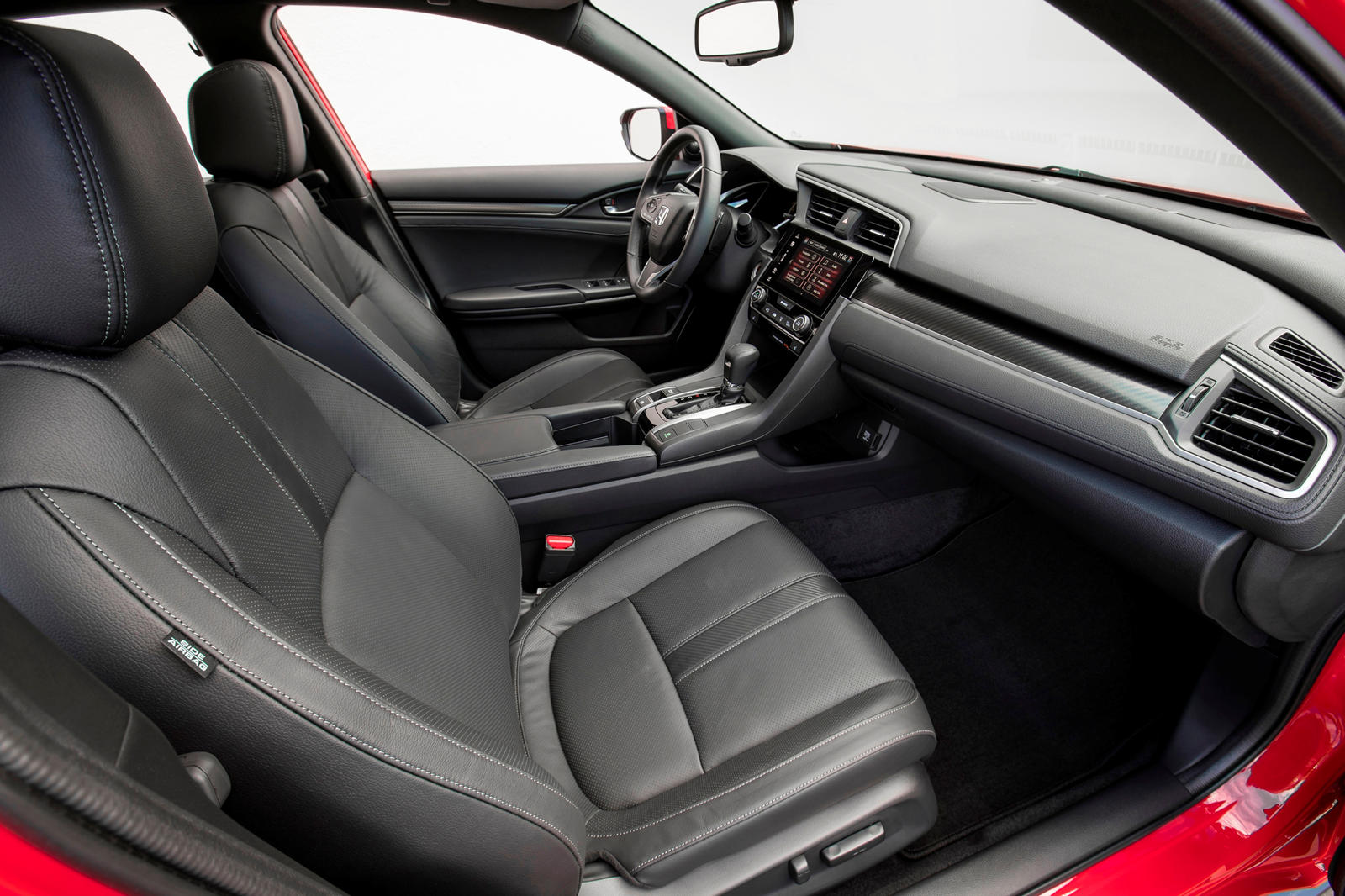 2020 Honda Civic Hatchback Interior Front seat