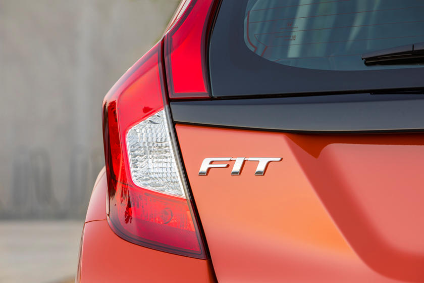 2020 Honda Fit Hatchback Badge
