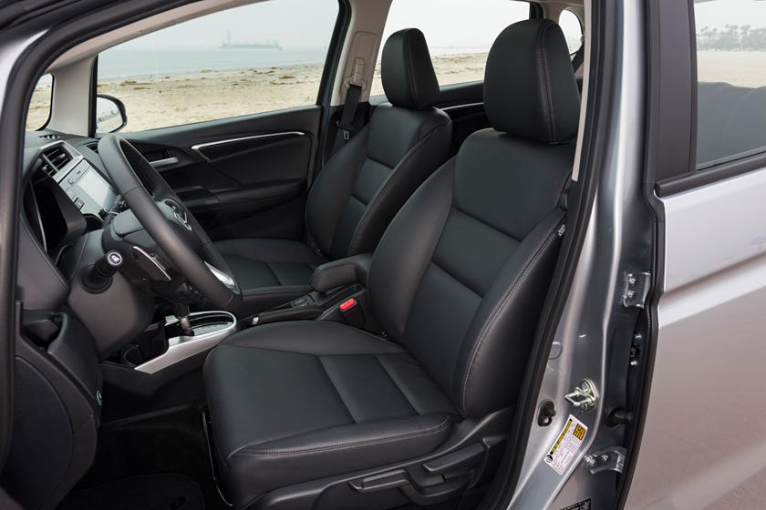 2020 Honda Fit Hatchback Front Seats