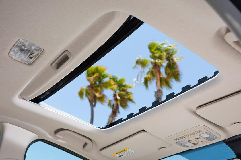 2020 Honda Fit Hatchback Sun Roof