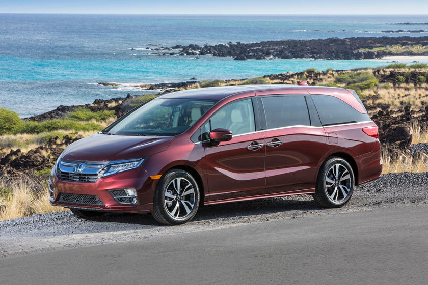 2020 Hyundai Odyssey Front View