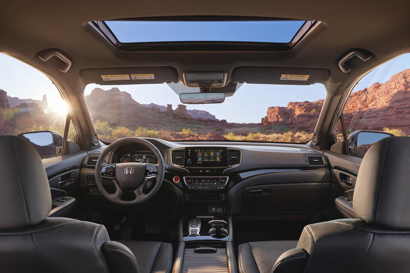2020 Honda Passport SUV Interior