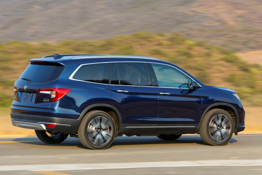 2021 Honda Pilot Price, Review, Ratings and Pictures ...