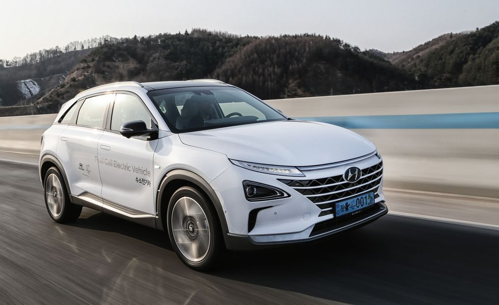 2021 Hyundai Nexo Fuel Cell Price, Review, Ratings and ...