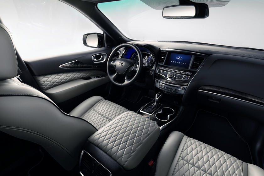 2020 Infiniti QX60 SUV Steering wheel