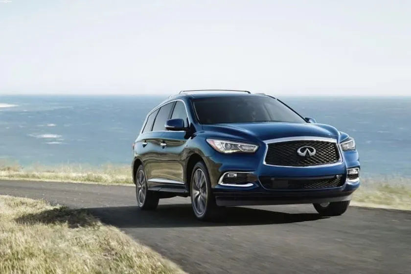 2021 infiniti qx60 price, review, ratings and pictures