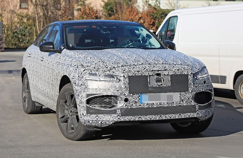 2021 Jaguar F-PACE Price, Review, Ratings and Pictures ...