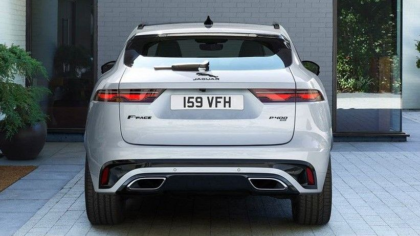 2021 Jaguar F-PACE R-Dynamic SE SUV Price, Review and ...