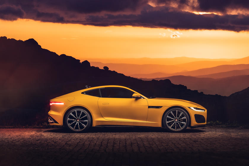 2021 Jaguar F-TYPE R Coupe Price, Review, Ratings and ...