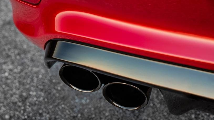 2020 Jeep Grand Cherokee Trackhawk Exhaust tip