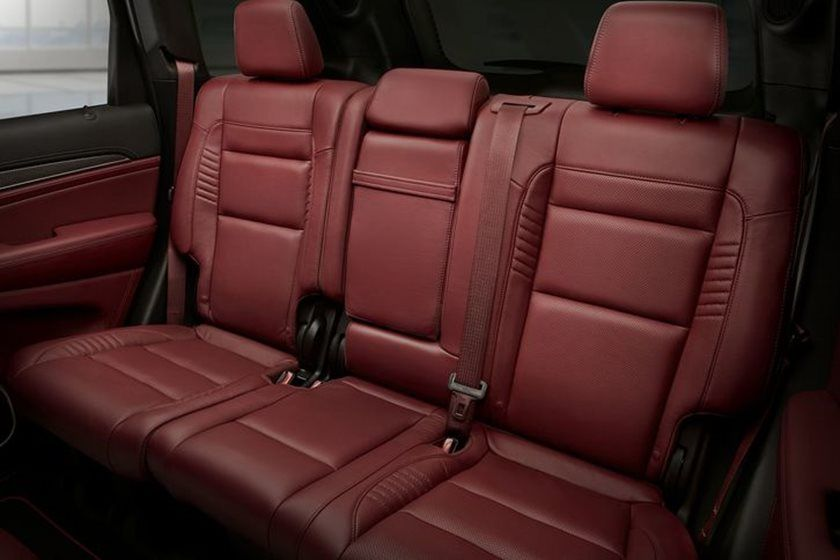 2020 Jeep Grand Cherokee SRT SUV Seats