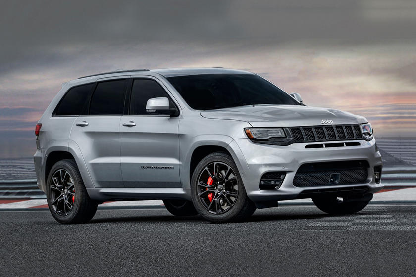 2021 jeep grand cherokee srt suv price review ratings