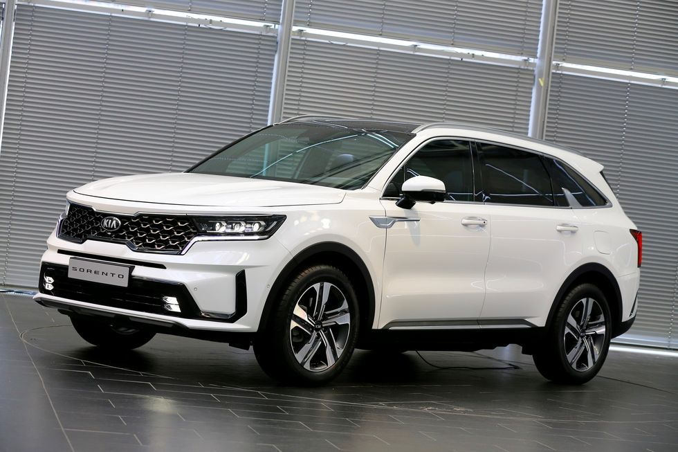 2021 Kia Sorento Price Review Ratings And Pictures