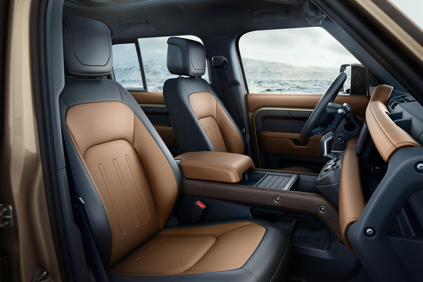 2020 Land Rover Defender SUV Front Row