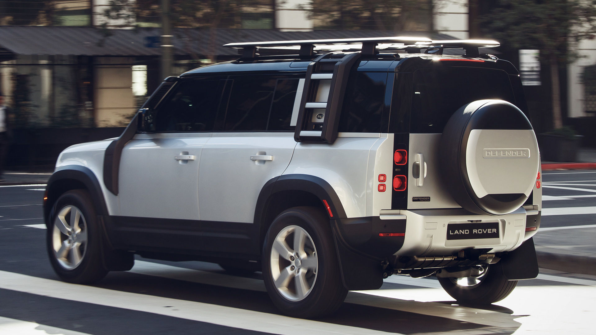 2021 Land Rover Defender Price, Review, Ratings and ...