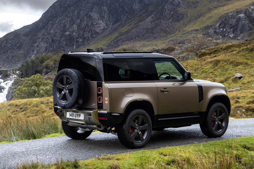 2021 Land Rover Defender X Dynamic 90 SUV Price, Review ...