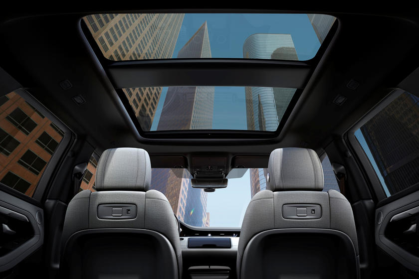 2020 Land Rover Range Rover Evoque sunroof