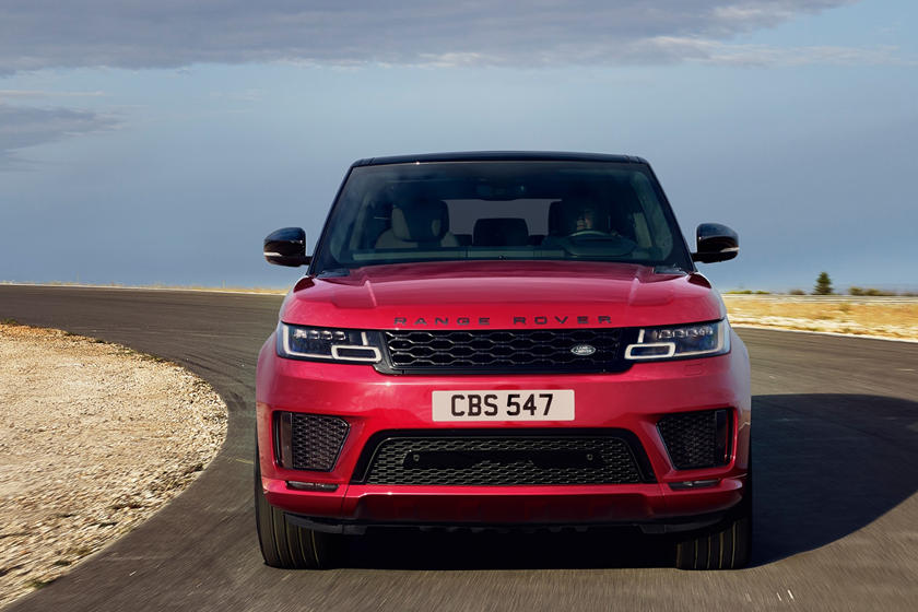2019 Land Rover Range Rover Sport SUV Front View