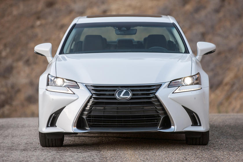 2020 Lexus GS 350 Sedan Front View