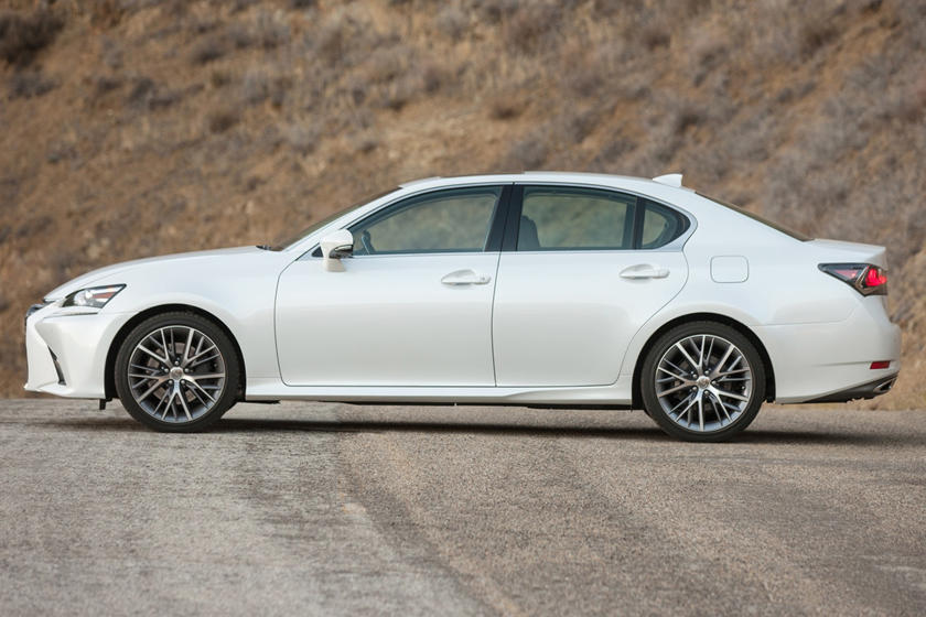 2020 Lexus GS 350 Sedan Exterior