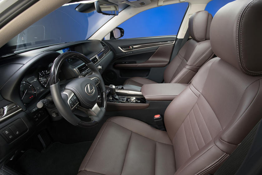 2020 Lexus GS 350 Sedan Interior