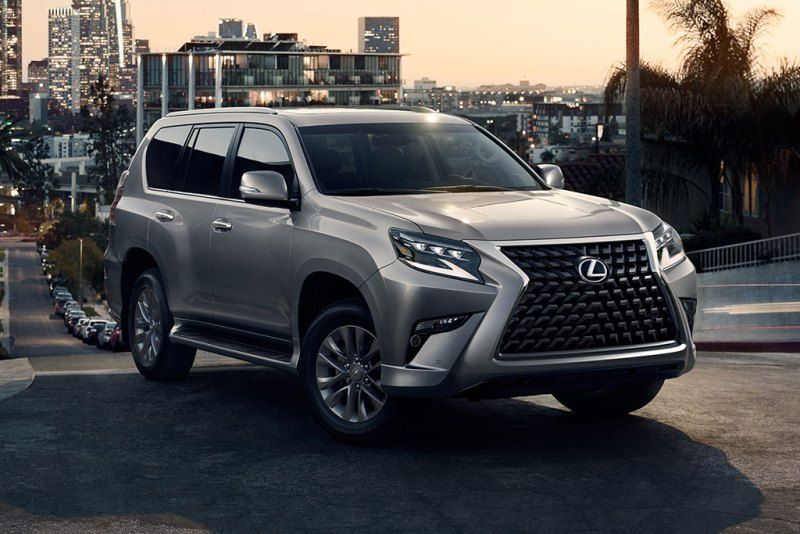 2021 lexus gx 460 price review ratings and pictures