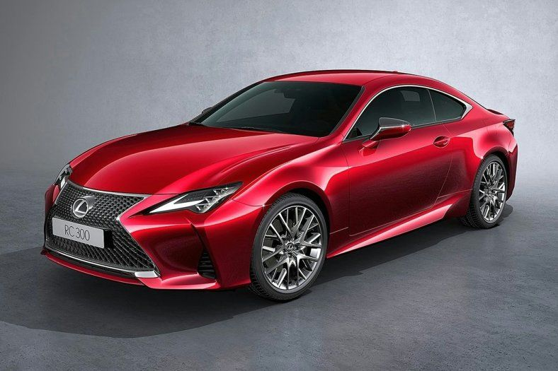 2021 Lexus RC 300 F Sport Coupe Price, Review And Buying