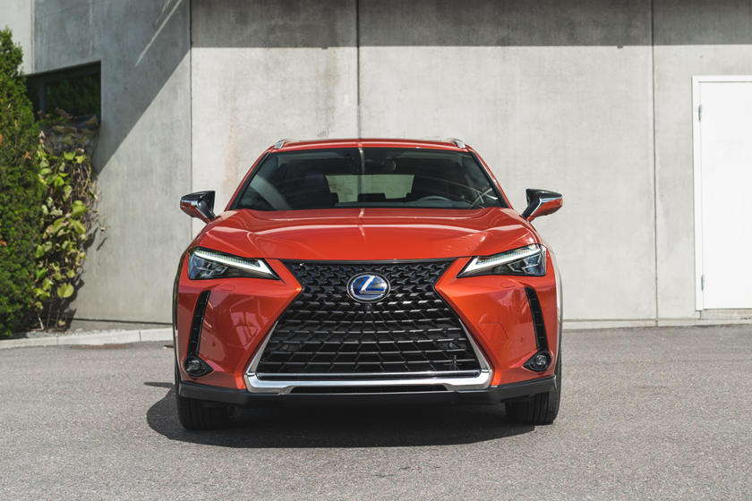 2021 lexus ux 250h f sport suv price, review and buying