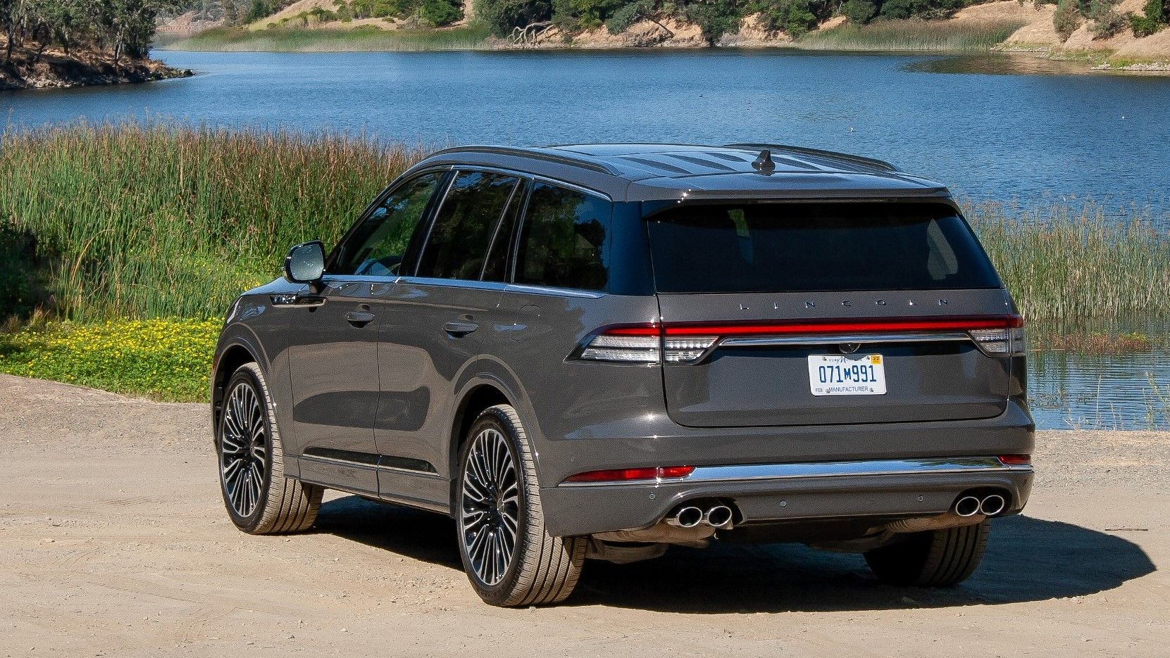 2020 Lincoln Aviator Price, Review, Ratings and Pictures ...