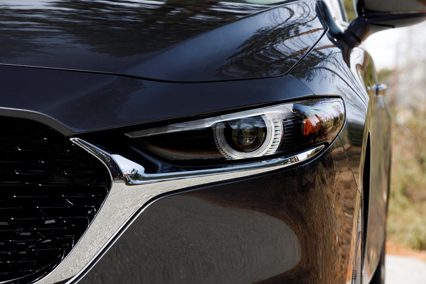 2020 Mazda 3 Sedan Headlight