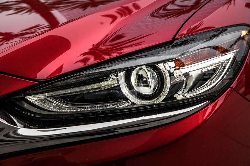 2020 Mazda 6 Sedan Front Headlight