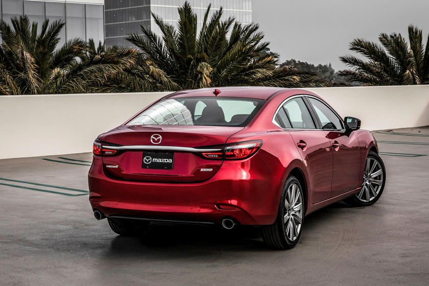 2021 Mazda 6 Price, Review, Ratings and Pictures ...